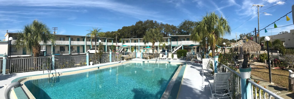 Floridian Motel Clearwater Fl